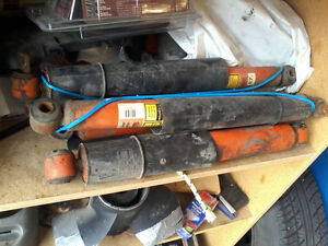 Shocks front and Back 1999 GMC Jimmy 4x4 4 door