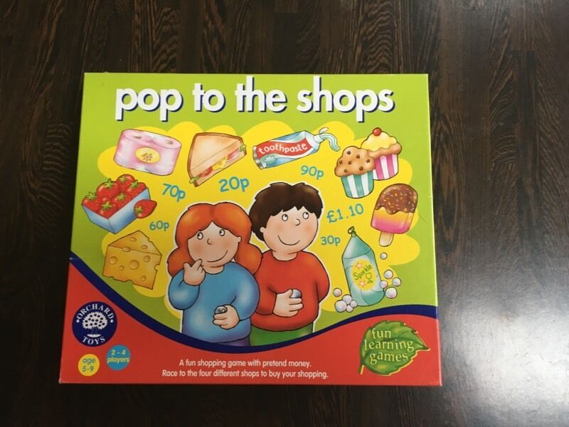 Orchard Toys Pop To The Shop Game In Meanwood West