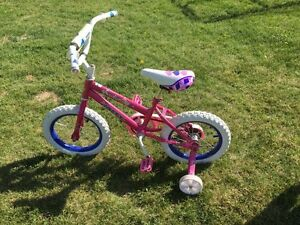 "14"" GIRLS BIKE"
