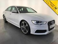 2014 64 AUDI A6 S LINE TDI QUATTRO AUTOMATIC 1 OWNER SERVICE HISTORY FINANCE PX