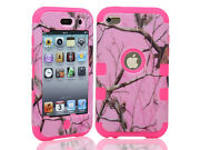 iPod Touch 4 Hard Rubber Case