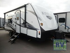 2019 Dutchmen RV Kodiak Ultra-Lite 201QB