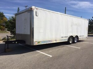 24FT ENCLOSED TRAILER TRADE FOR IQR OR?