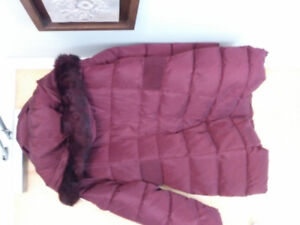 Two great winter coats for sale