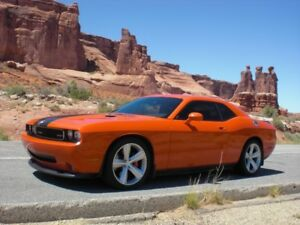 2008 Dodge Challenger SRT8 Supercharged