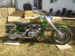 Chopper Meanstreak 1500 Custom
