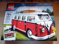 Lego Volkswagen T1 Camper Van 10220 BNIB