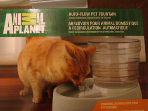 Brand New Animal Planet Automatic Pet Water Fountain