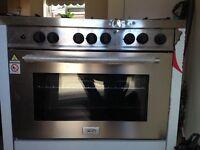 5 Burner LPG Cooker
