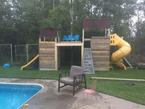Acreage Rental Family vacation with heated POOL