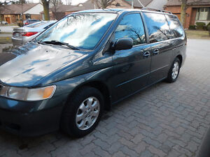 2004 Honda Odyssey EX with Leather