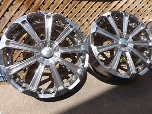 20 INCH RIMS AFTERMARKET DYNASTY