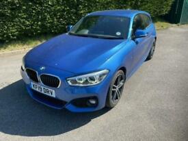 image for 2019 BMW 1 Series 118i [1.5] M Sport 3dr [Nav/Servotronic] HATCHBACK Petrol Auto