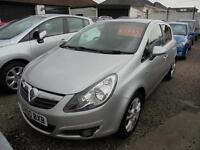 Vauxhall/Opel Corsa 1.3CDTi 16v ( 75ps ) ecoFLEX 2010MY SXi