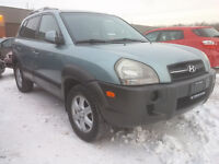 2005 TUCSON 2.7 AND SPORTAGE 2006 2.7 FOR EXPORT,