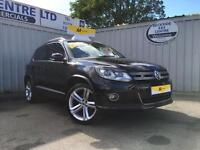 Volkswagen Tiguan 2.0TDI ( 140ps ) 4Motion BlueMotion Tech DSG 2013MY R Line 4X4