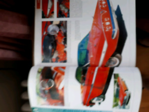 For sale.muscle car book