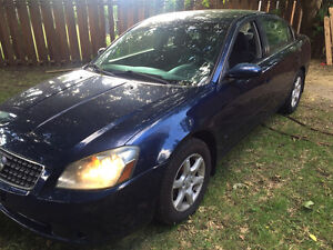 2006 Nissan Altima 2.5SL with CERTIFY&EMISSION second owner