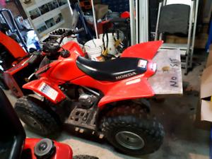 Honda trx90ex four wheeler