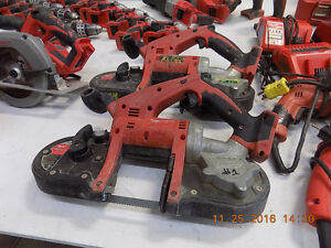Milwaukee Tools- 18 Volt Battery Tools and Corded Tools