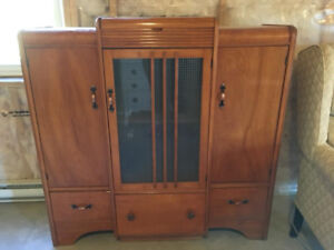 Cabinet for sale.
