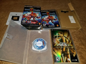 Playstation Portable games