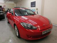 Hyundai Coupe 2.0 Full Leather Low Mileage Top Of The Range Showroom Condition