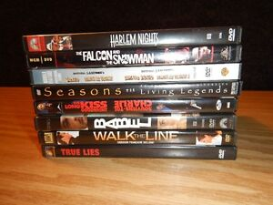Assorted DVD's 8 Titles