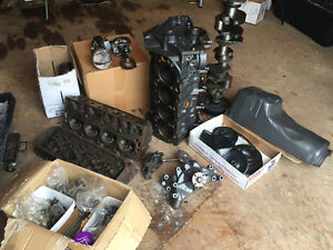 454 big block Chevy and parts