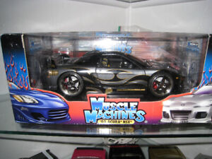1 18 Diecast Toy Car Machines Muscle Tuners 03 Acura NSX Model