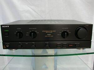 Sony-TA-F270-potente-Amplificador-en-negro-12-Meses-De-Garantia