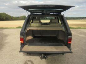 Land Rover Range Rover 2.5TD auto 1999MY DT