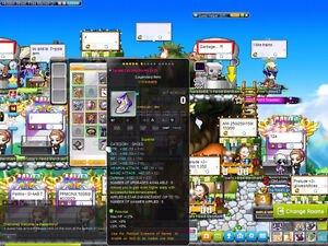 Maplestory account for sale