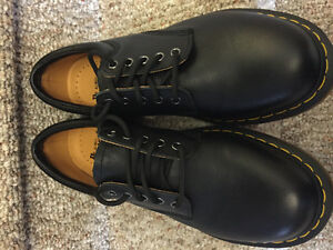 New! Dr.Martens  leather shoes men's size 11 Kitchener / Waterloo Kitchener Area image 3