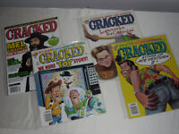 CRACKED lot 4 Humor magazines Ace Ventura TOY STORY Mel Gibson