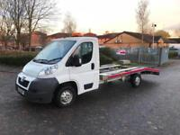 Peugeot Boxer 2.2HDi 130 335 L3 Vehicle Transporter-Car Transporter-NO VAT