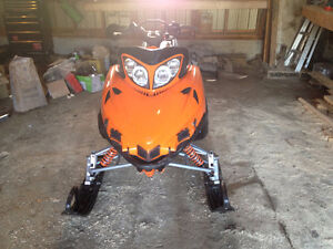 Great Sled, 2007 Arctic Cat M1000 153 EFI, Ready for Snow