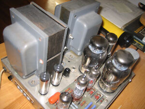 Two Dynaco Mk3 / Audio Research M60 and PAS3 preamp Kitchener / Waterloo Kitchener Area image 5