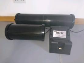 Photographic rotary processor