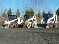 Interlock & Landscaping Excavation Bobcat & Excavator Rentals