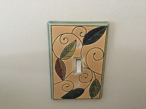 Pair of Quality light switch covers
