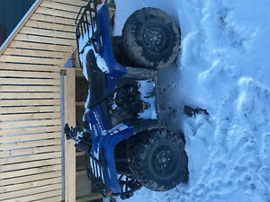 Yamaha Big Bear 400 Quad