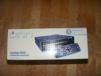 DVD player - single disk