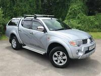 2009 Mitsubishi L200 2.5 DI-D Animal Double Cab Pickup 4WD 4dr PICKUP in SI(...)