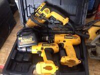 Dewalt tools for sale