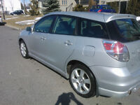 2006 Toyota Matrix XRS
