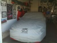 Wolf Generation 3 Ford Mustang Car Cover 1979-2004