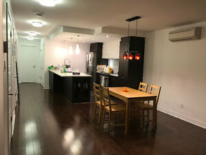 [Find roommate!!]new condo with furniture