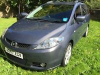 2007 Mazda 5 2.0 Sport 7 Seater MPV Family car Mazda5