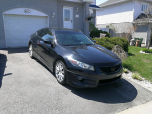 2008 Honda accord Ex-L navi v6